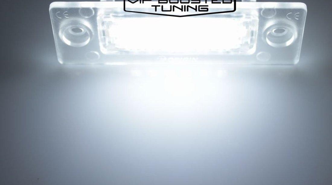 Set 2 lampi numar led canbus dedicate VW Passat B5.5 3BG Sedan 02-05