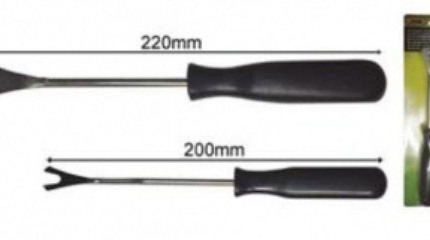 Set 2 leviere 200, 220 mm extragere piese 52851
