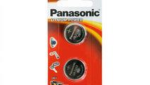 Set 2 x baterie 3V CR 2032 pentru telecomanda auto...