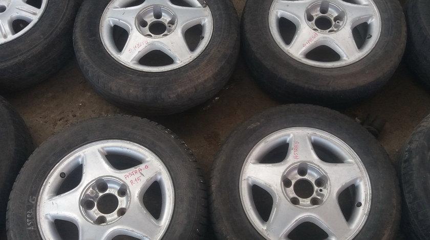 Set 257 - Jante aliaj Opel Astra G, R15, 5 x 110 - cod OVX-4A-30