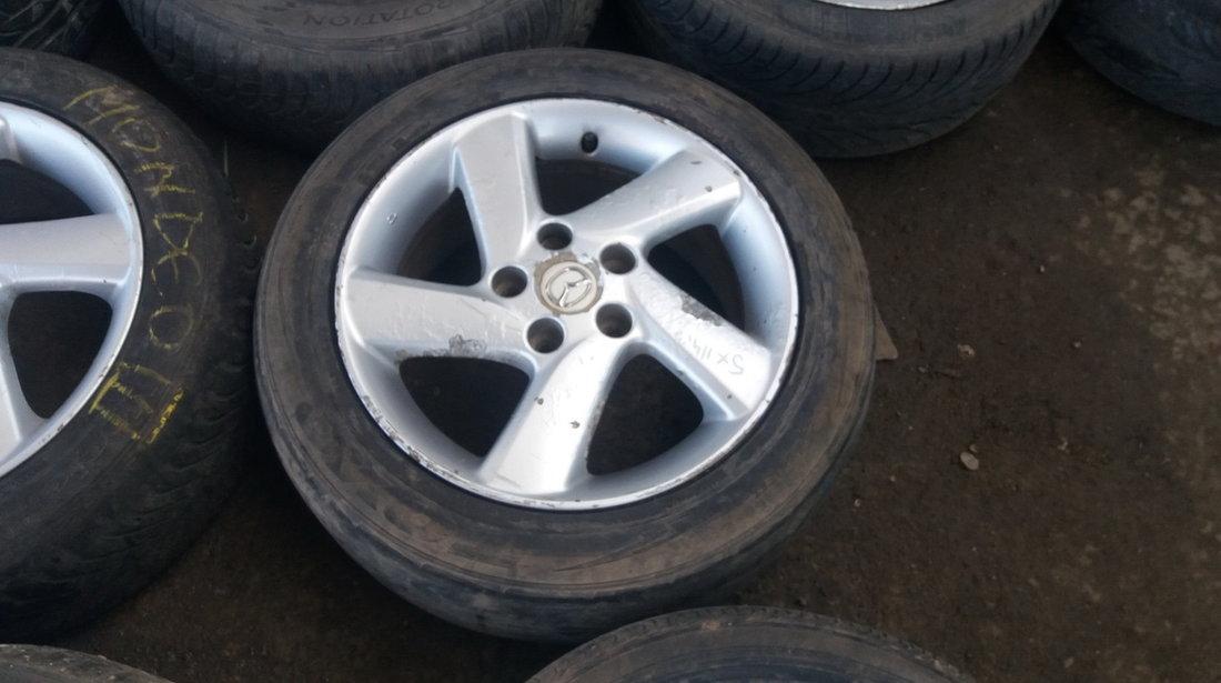 Set 271 - Jante aliaj Mazda MPV, R16, 5 x 114.3 - cod MAZ-4A-3