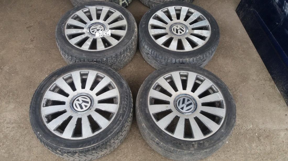 Set 279 - Jante aliaj VW Passat B5.5, R17, 5 x 112, 5 x 100 - cod VWN-4A-40
