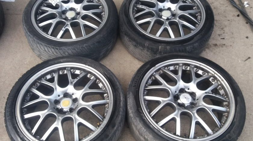 Set 297 - Jante aliaj VW Golf 4, ZR18, 5 x 112 - cod VWN-4A-42