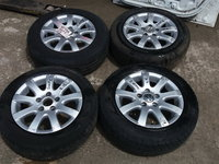 Set 346 - Jante aliaj VW Golf 5, R15, 5 x 112 - cod VWN-4A-50