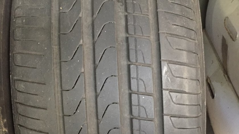 Set 4 anvelope 255/55R18 Pirelli Scorpion Verde RSC Run Flat