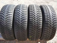SET 4 Anvelope Iarna 185/60 R15 MICHELIN ALPIN A4 88T - XL