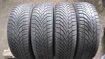 SET 4 Anvelope Iarna 195/65 R15 CONTINENTAL ContiW...