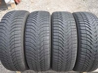 SET 4 Anvelope Iarna 205/55 R16 A4 mich MICHELIN ALPIN A4 91H