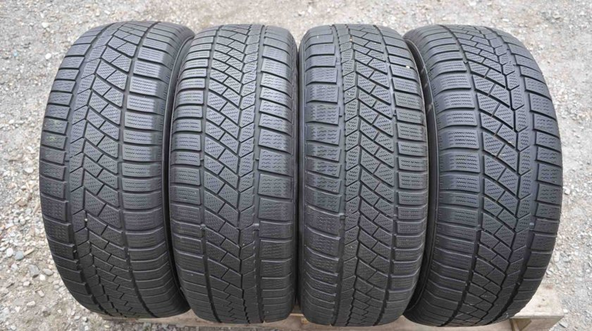 SET 4 Anvelope Iarna 205/60 R16 CONTINENTAL ContiWinterContact TS830P 92H - Runflat
