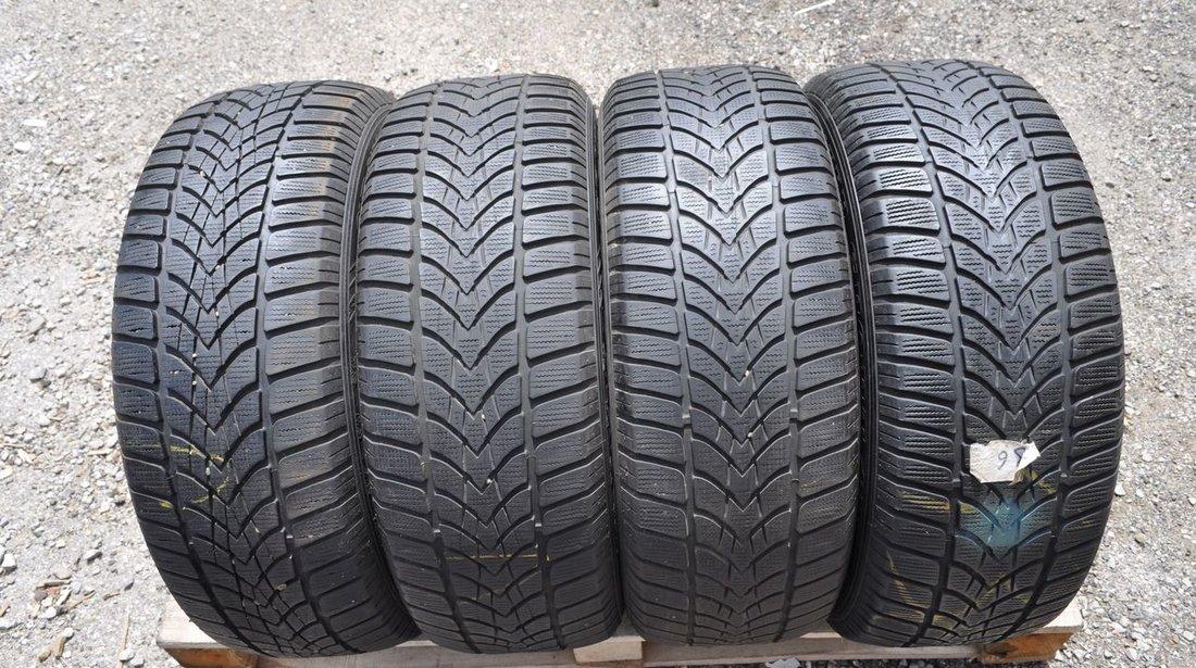 215//55R16 93H Dunlop Winter Sport 5 M+S Pneu Neige