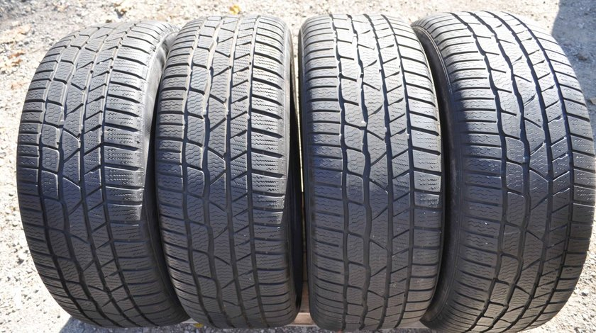SET 4 Anvelope Iarna 225/50 R18 CONTINENTAL ContiWinterContact TS830P 99H