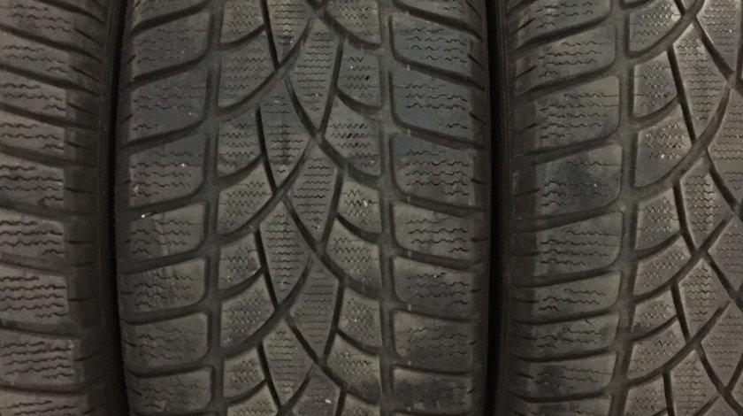 Set 4 anvelope iarna 235/55R17 Dunlop Winter Sport 3D 99H