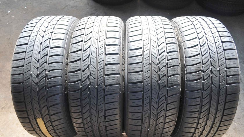 SET 4 Anvelope Iarna 255/50 R19 CONTINENTAL 4x4 Winter Contact 107V - Runflat