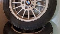 Set 4 anvelope iarna Dunlop 205/55R16 91H
