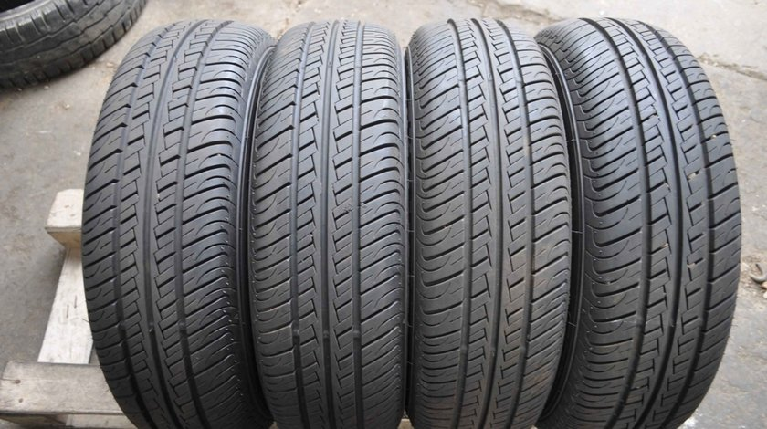 SET 4 Anvelope Vara 175/70 R14 MARSHAL Steel Radial KR11 81T