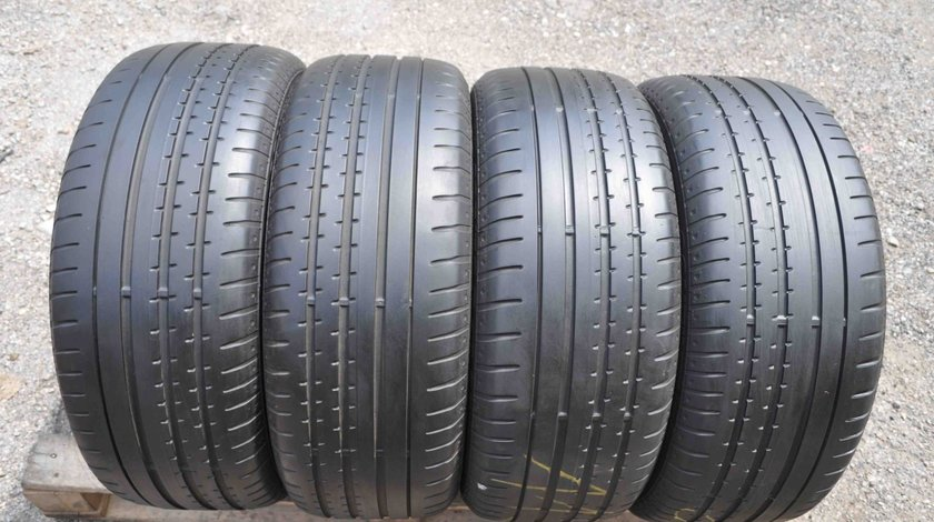SET 4 Anvelope Vara 225/50 R17 CONTINENTAL SportContact 2 SSR 98W - Runflat