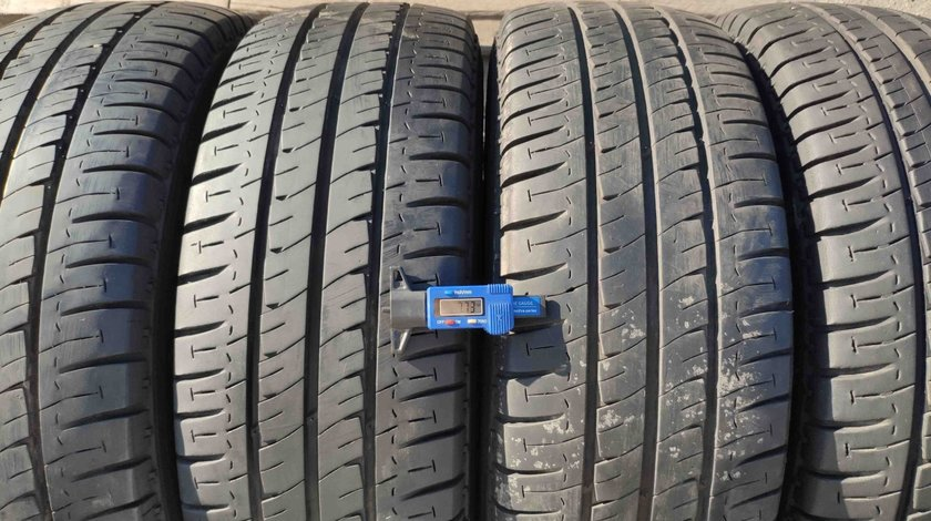 SET 4 Anvelope Vara 235/65 R16C MICHELIN Agilis 115/113R DOT 2018