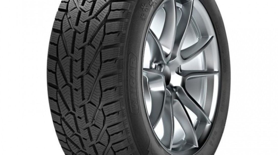 Set 4 Buc Anvelopa Iarna Tigar Winter 225/55 R16""