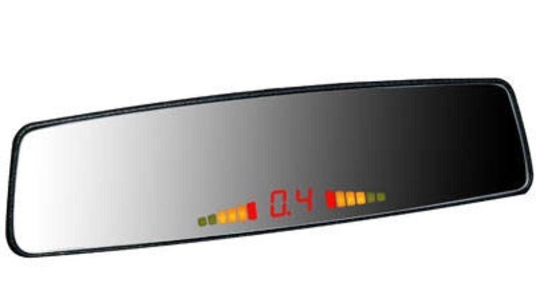 Set 4 buc senzori de parcare cu afisaj pe oglinda, cod Snz1037 - S4B79649