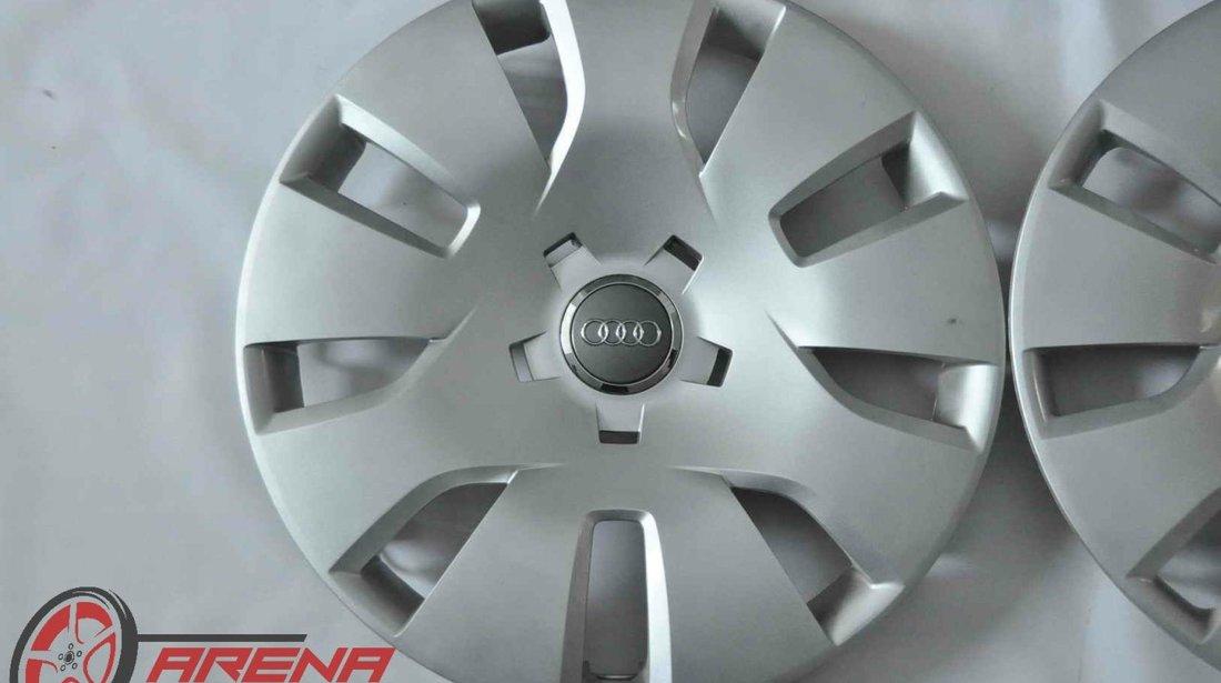 Set 4 Capace 16 inch Jante Tabla Originale Audi R16 8K0601147