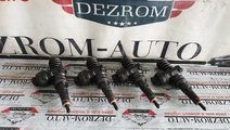 Set 4 injectoare VW Passat B5 1.9 TDi 101 cai moto...