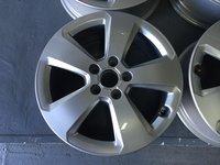 Set 4 jante aliaj R17 Originale Audi A3, A4, 5x112, 6jx17H2,Et.48