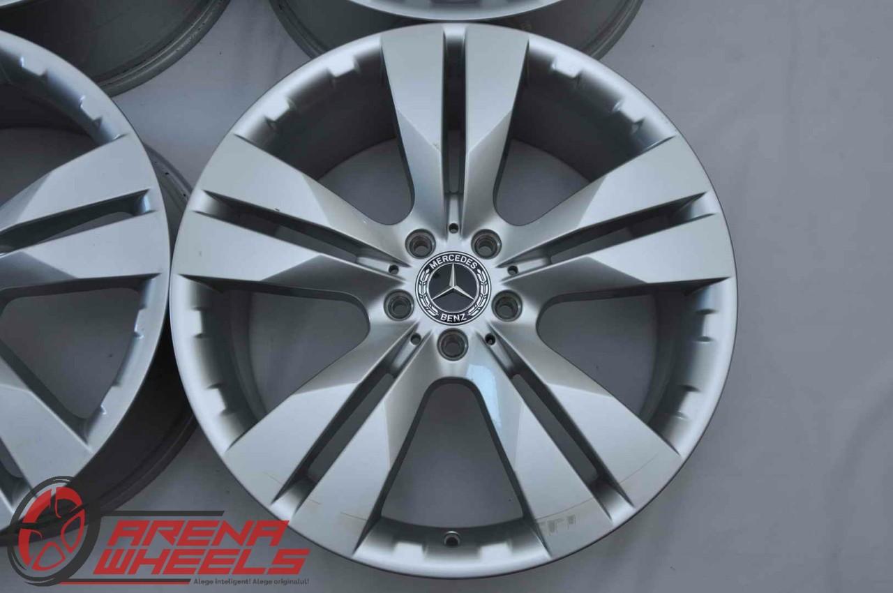Set 4 Jante Originale 20 inch Mercedes ML W164 W166 GLE GLS R-Class R20