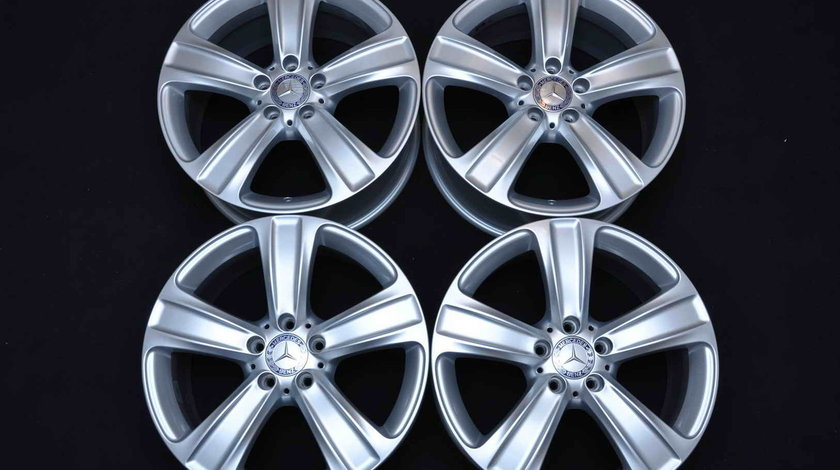 SET 4 JANTE ORIGINALE MERCEDES GLC X253 C253 18 inch