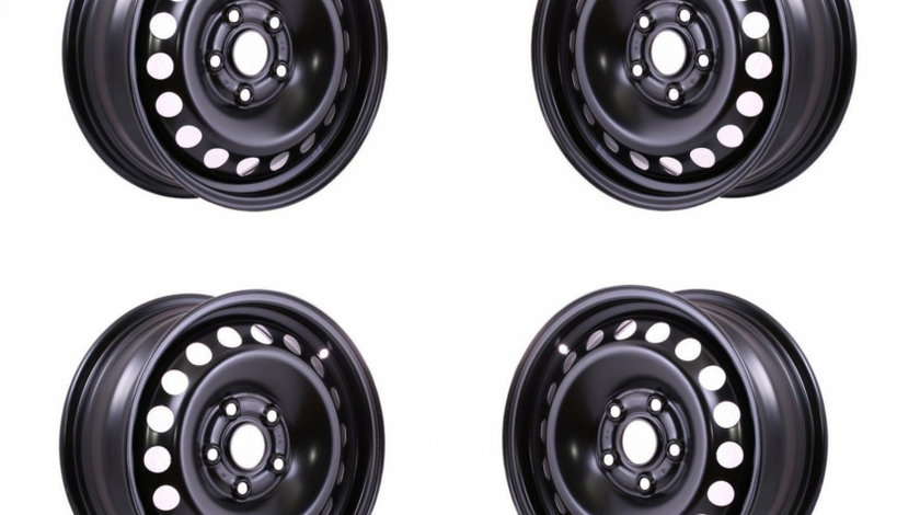 Set 4 Jante otel Mercedes-Benz Vito 3 III dupa 2014 6.5Jx16 , 5x112x66.5, ET52