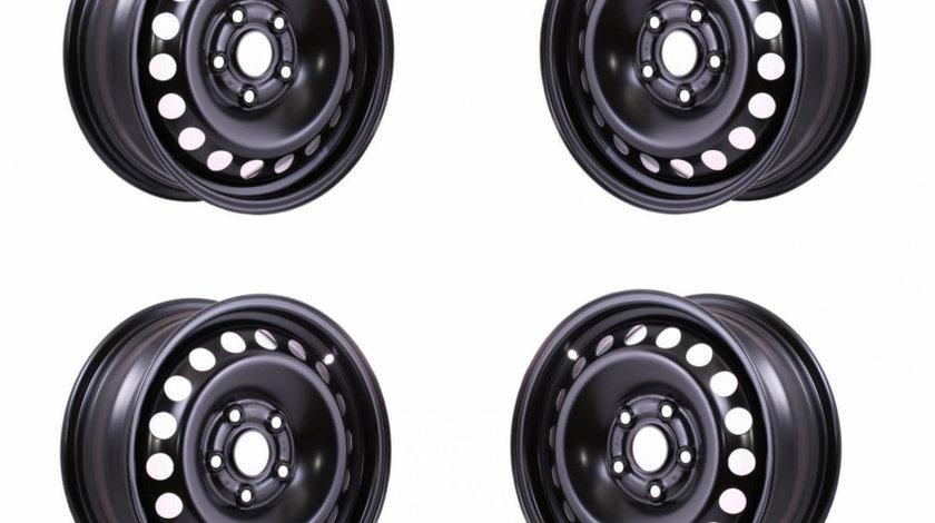 Set 4 jante otel VW Tiguan II dupa 2016 6.5Jx17 H2 ET 38 5X112