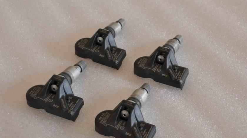Set 4 Senzori Presiune Roti Originali VW Audi Skoda Porsche Bentley McClaren 5Q0907275B