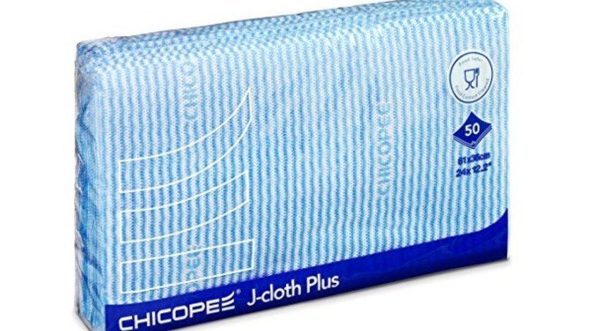 SET 50 LAVETE J-CLOTH 3000 CHICOPEE HK7444300 (ALBASTRU) <br>
