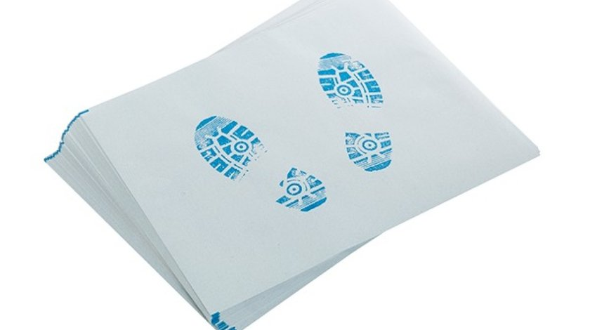 SET 500 PROTECTIE PRESURI DIN HARTIE SI PLASTIC 38 X 50CM HERZKRAFT HK991540 <br>