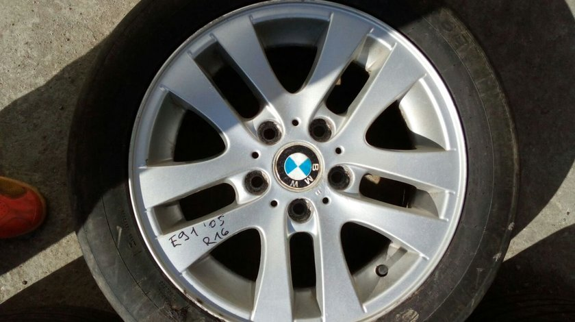 Set 8042 - Jante BMW Seria 3 Touring (E91), 2005, 205/55 R16 , 7Jx16 EH2 IS34 , 5x120