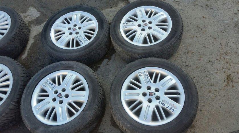 Set 8053- Jante aliaj Rover 75, zr16 215/55, 6/1jx16ch-50, 5x100