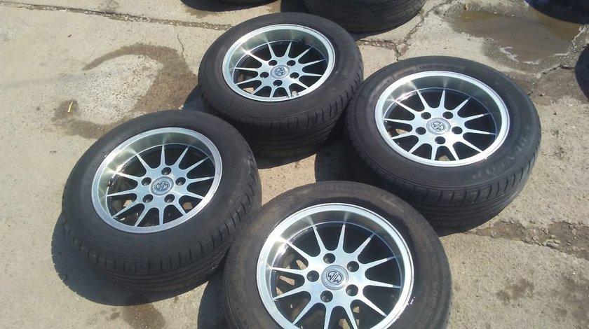 Set 8075 - Jante BMW Seria 3 (E46), 7jx15h2, et10,195/65/R15, 5X120