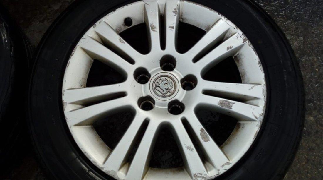 Set 8086 - Jante aliaj Opel Astra H ,205 55 r16, 7jx16h2-is47, 5x110