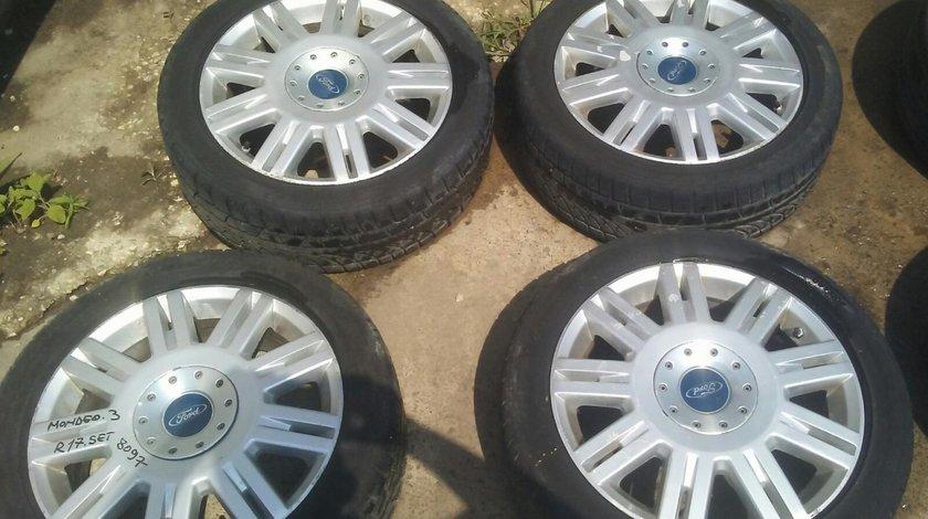 Set 8097 - Jante aliaj Ford Mondeo 3, 6.5jx17h2, 5x108, 225/45 R17