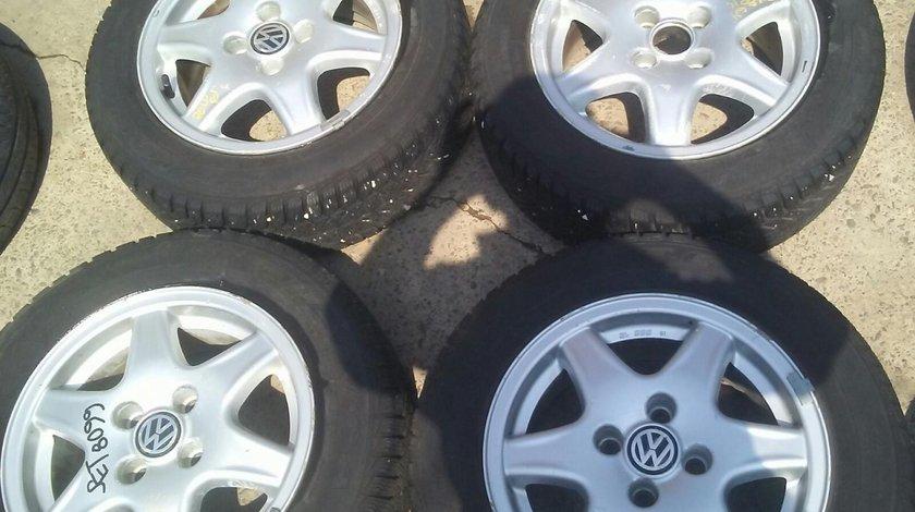 Set 8099 - Jante aliaj VW Polo 6N, 185/65 R14, 6jx14h2 et38,4x100