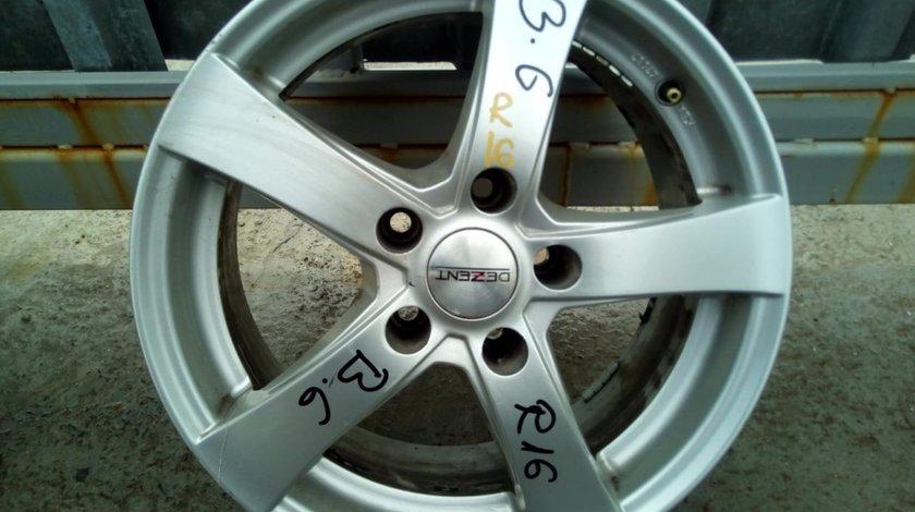 Set 8108 - Jante aliaj VW Passat B6, 7jx16h2, r16, 5x112