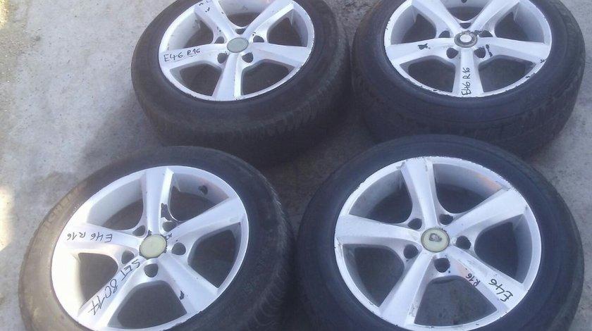 Set 8117 - Jante aliaj BMW Seria 3, E46, 7.5jx16h2, et38, 5x120, r16 205/55