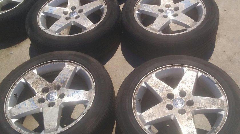 Set 8121 - Jante aliaj Dodge Caliber, 18x7-42, 5x114.3, 215/55 R18