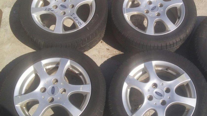Set 8131 - Jante aliaj Ford Focus 1, 195/55 R15, 6jx15h2, et 52.5, 4x108