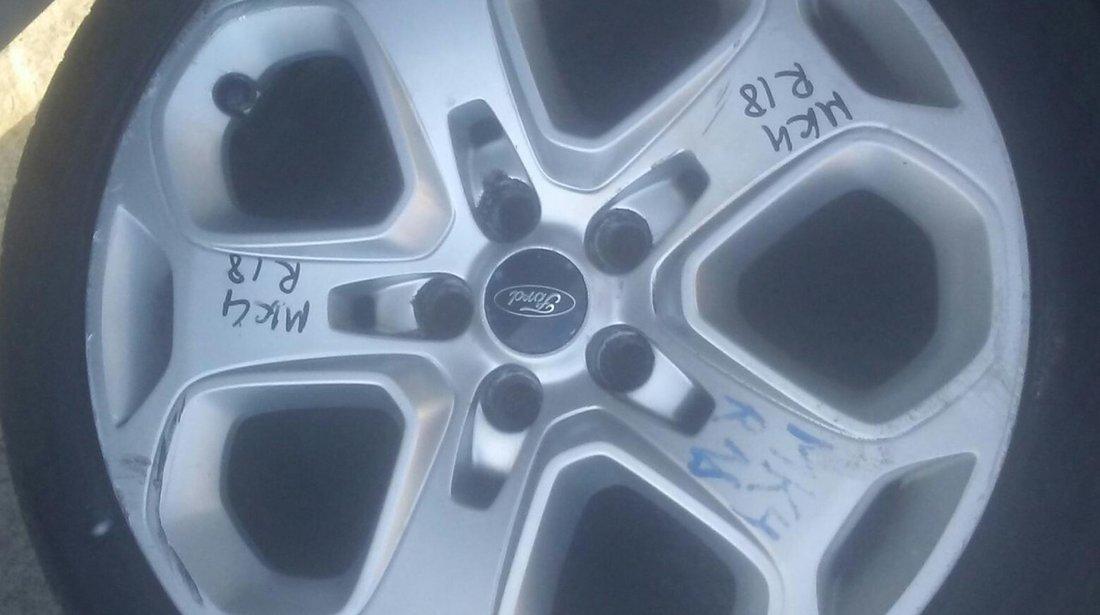 Set 8145 - Jante aliaj Ford Mondeo 4, 8jx18h2, et55, r18 235/40, 5x108