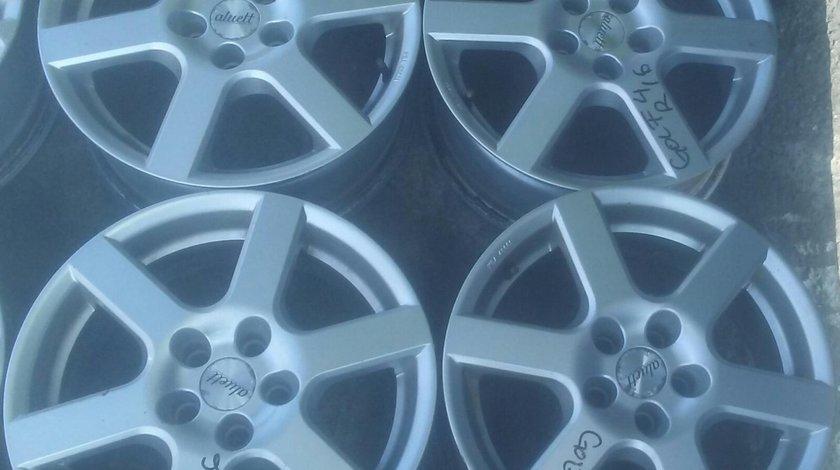 Set 8154 - Jante aliaj VW Golf 4, r16, 5x100, 7jx16h2