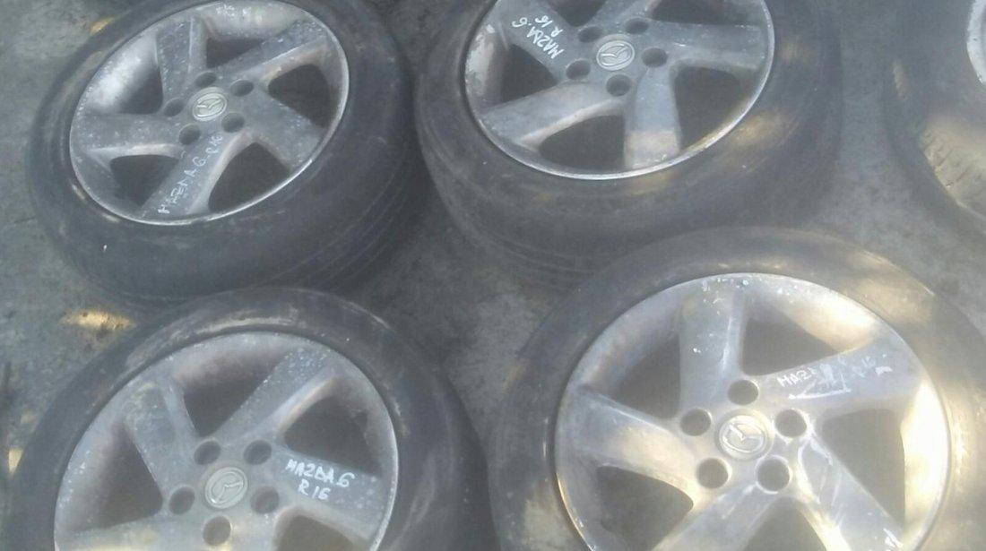 Set 8167 - Jante aliaj Mazda 6, 205/55 R16, 5x114.3, 16x7jj