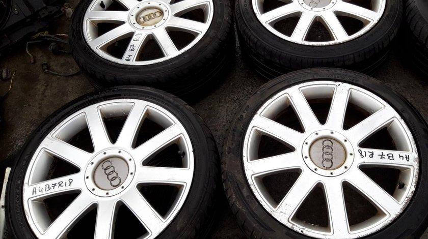 Set 8173 - Jante aliaj Audi A4 B7, 235/40 Z R18 , 5x112, 8jx18h2-et43