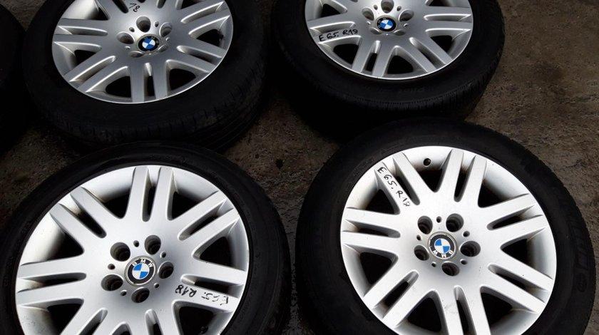 Set 8197 - Jante aliaj, BMW Seria 7, E65. 8jx18h2, is24, 5x120, 245/50 R18
