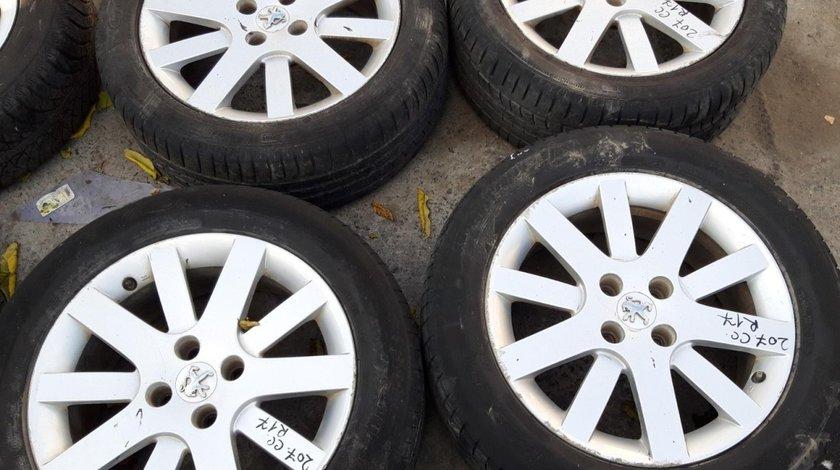 Set 8202 - Jante aliaj Peugeot 207, 225/55 R17, 4x108, 7jx17ch4-26