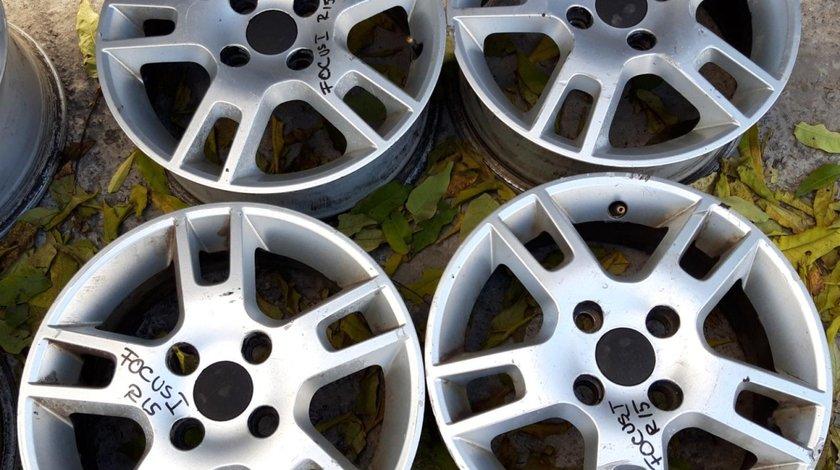 Set 8204 - Jante aliaj Ford Focus 1, r15, 6jx15h2, et 52.5, 4x108